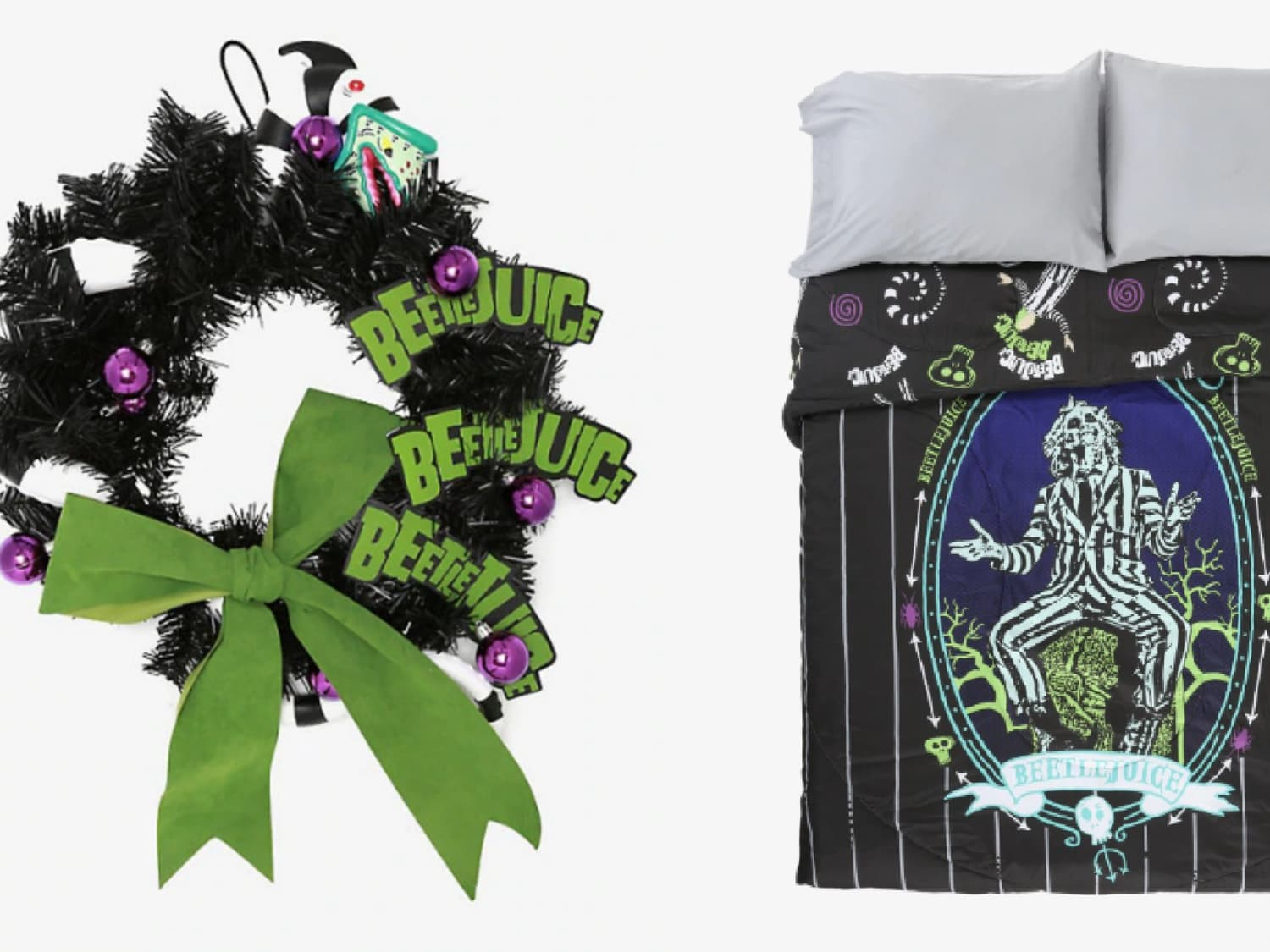 """Hot Topic s """"Beetlejuice"""" Merch Will Make Your Millennium"""
