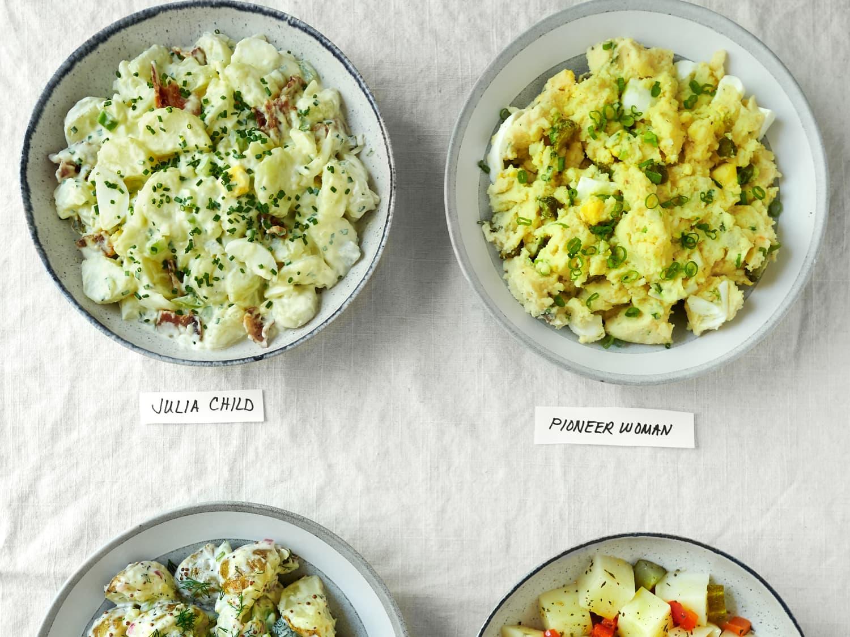 Classic Potato Salad Recipe Hellmann's