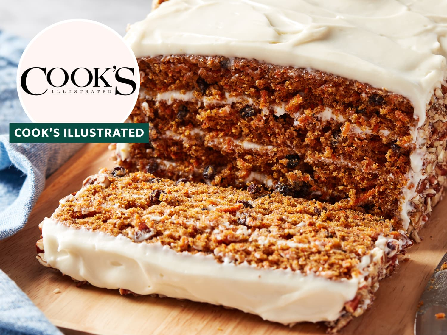 I Tried Cook S Illustrated S Carrot Cake Recipe Kitchn