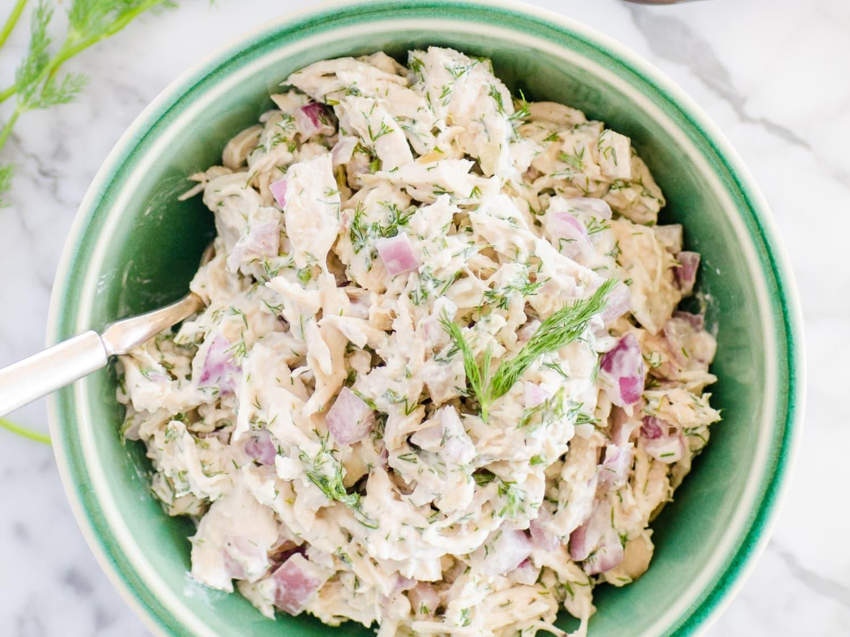 Chicken Salad Recipe Kitchn