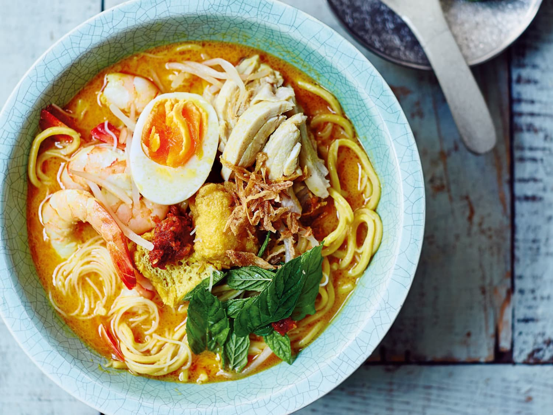 Curry Laksa Recipe Kitchn