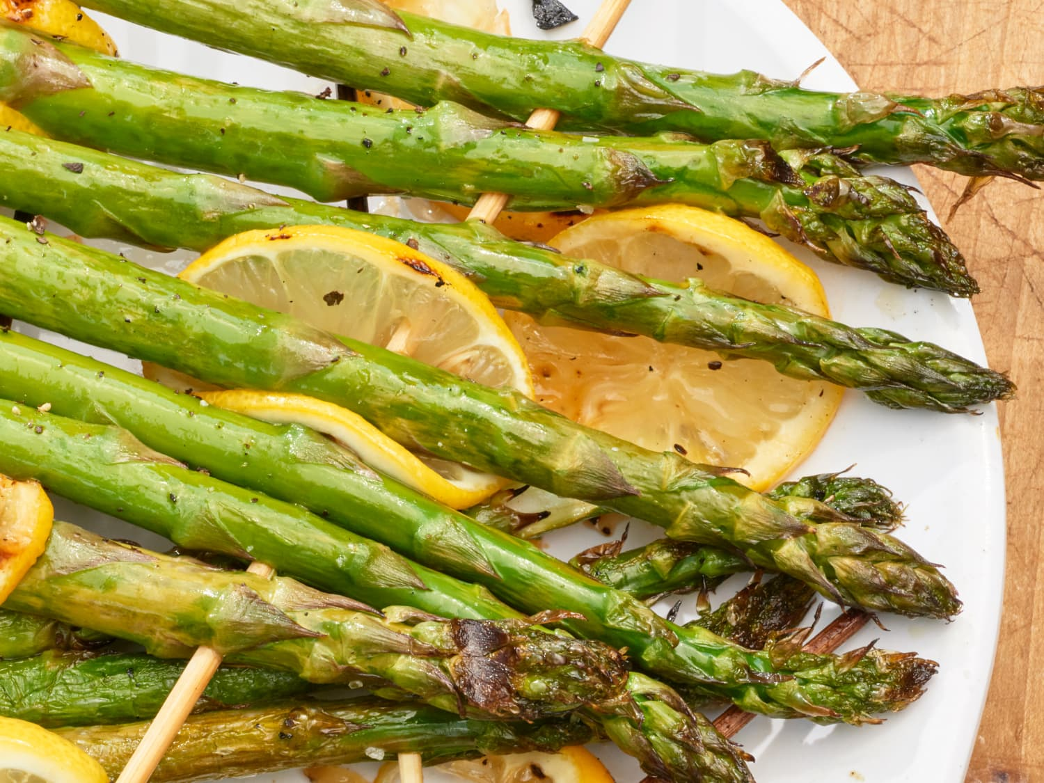 How To Grill Even Better Asparagus Kitchn