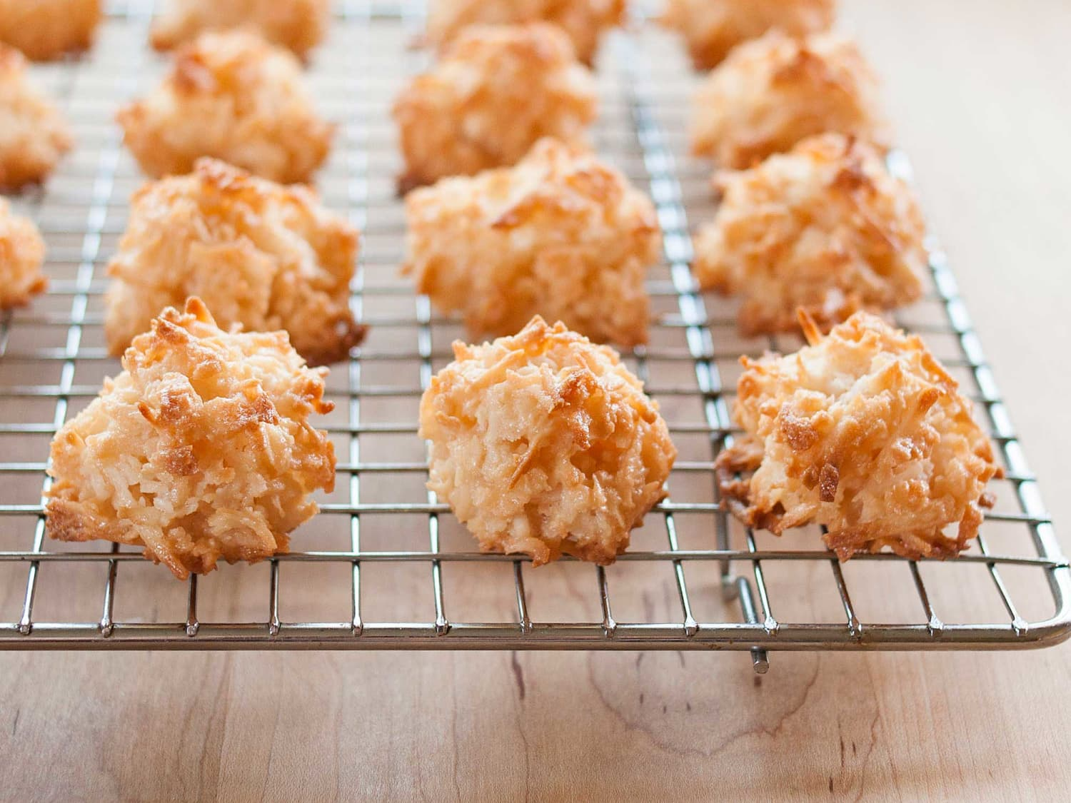 Coconut Macaroons Recipe How To Make Macaroons Kitchn