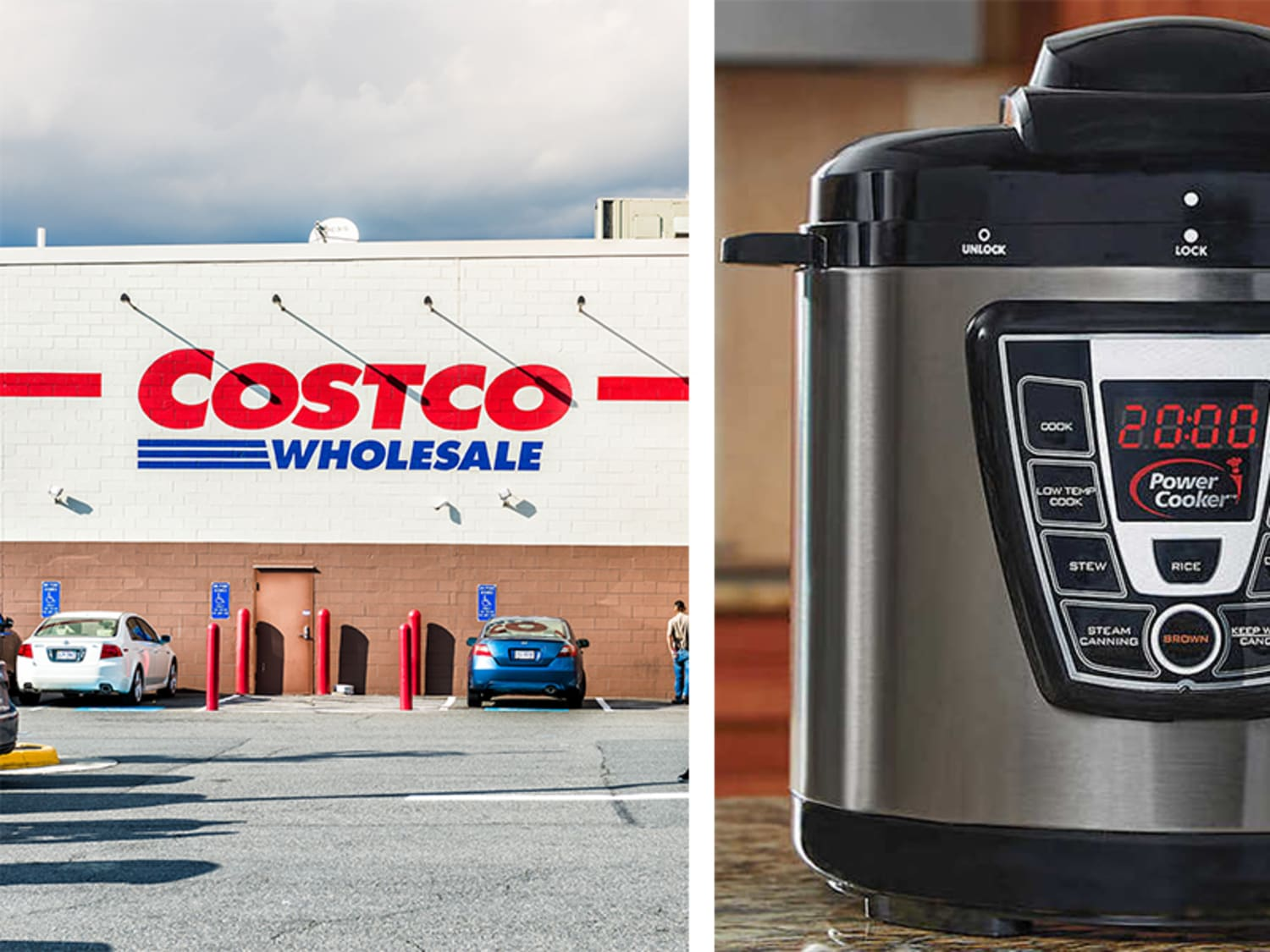 Costco S Instant Pot Competitor Is Only 40 Right Now Kitchn Slickdeals forums deal talk costco members: costco s instant pot competitor is only