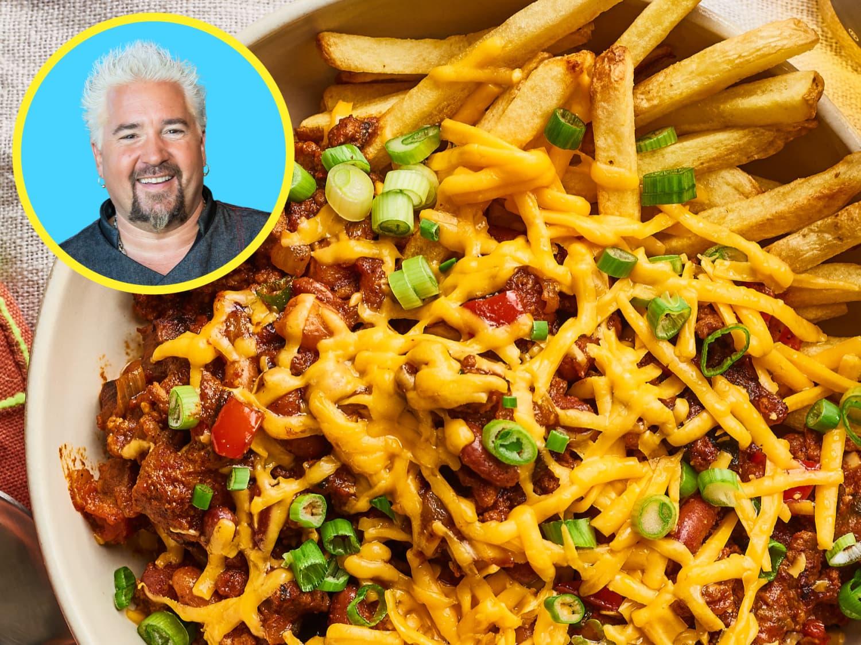 Guy Fieri S Spicy Chili Recipe Kitchn