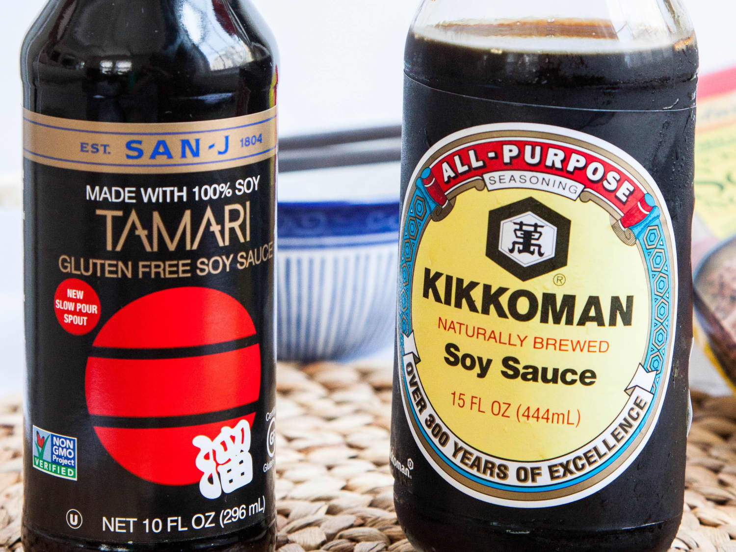 The Difference Between Tamari And Soy Sauce Kitchn