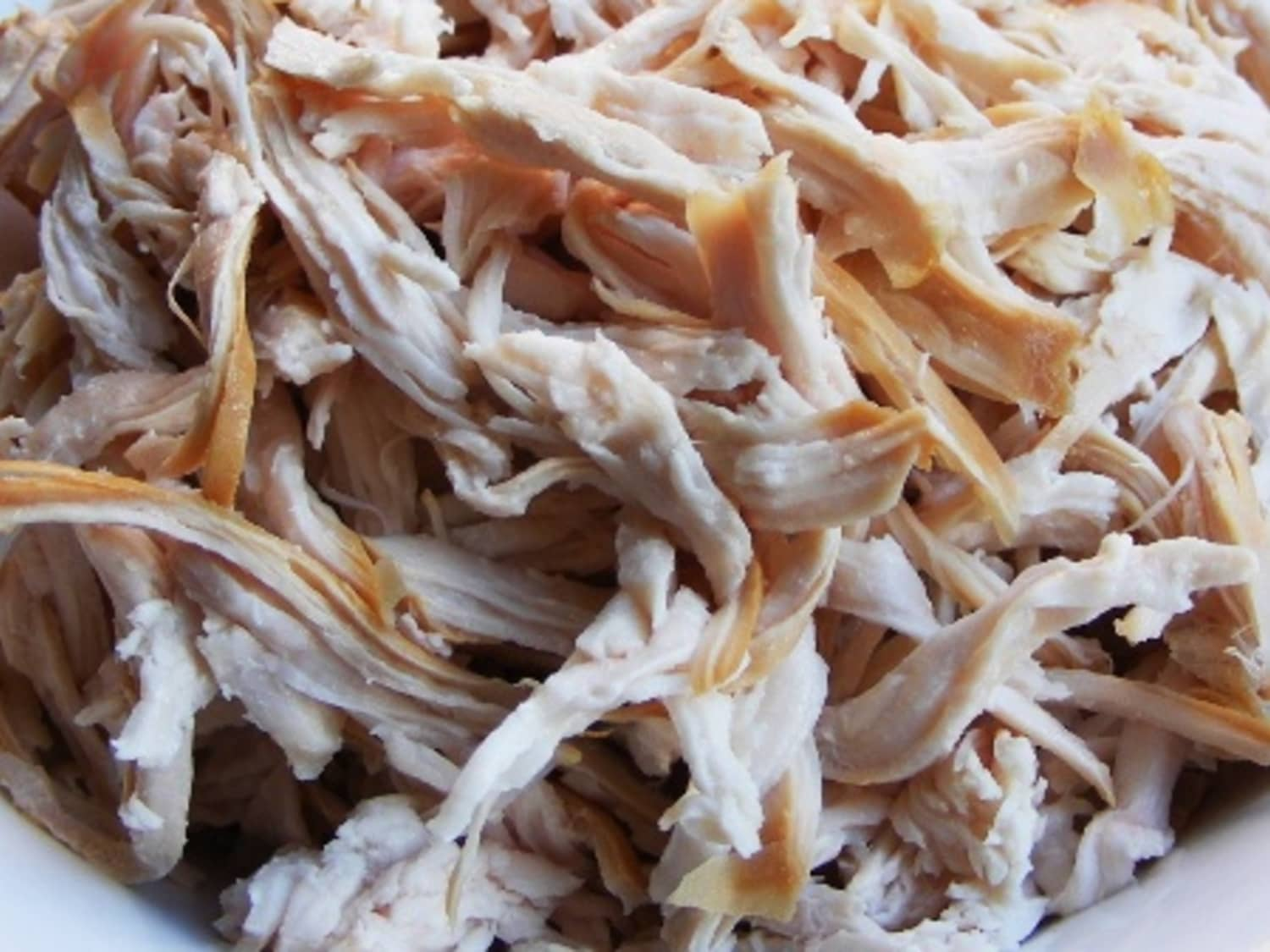 Quick Tip Freeze Leftover Cooked Chicken Kitchn