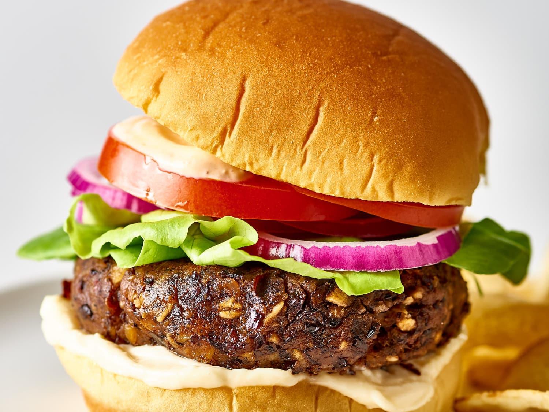 Easy Black Bean Burger Recipe Under 30 Minutes Kitchn