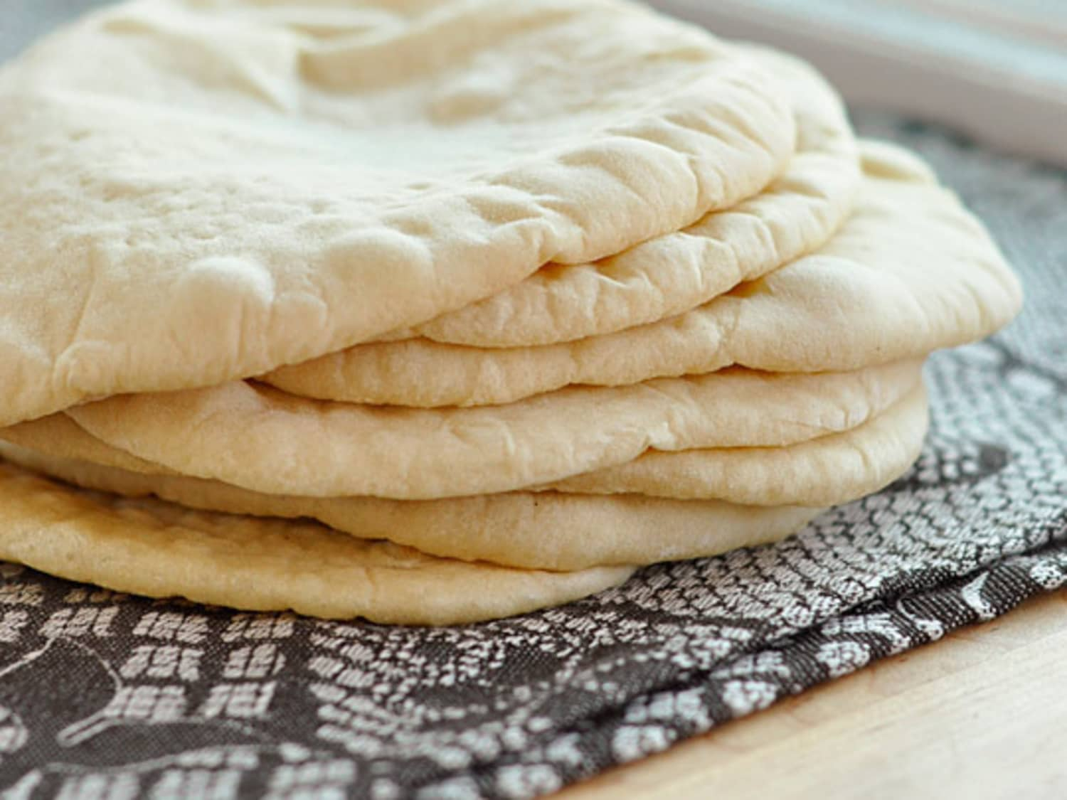 How To Make Pita Bread At Home Kitchn