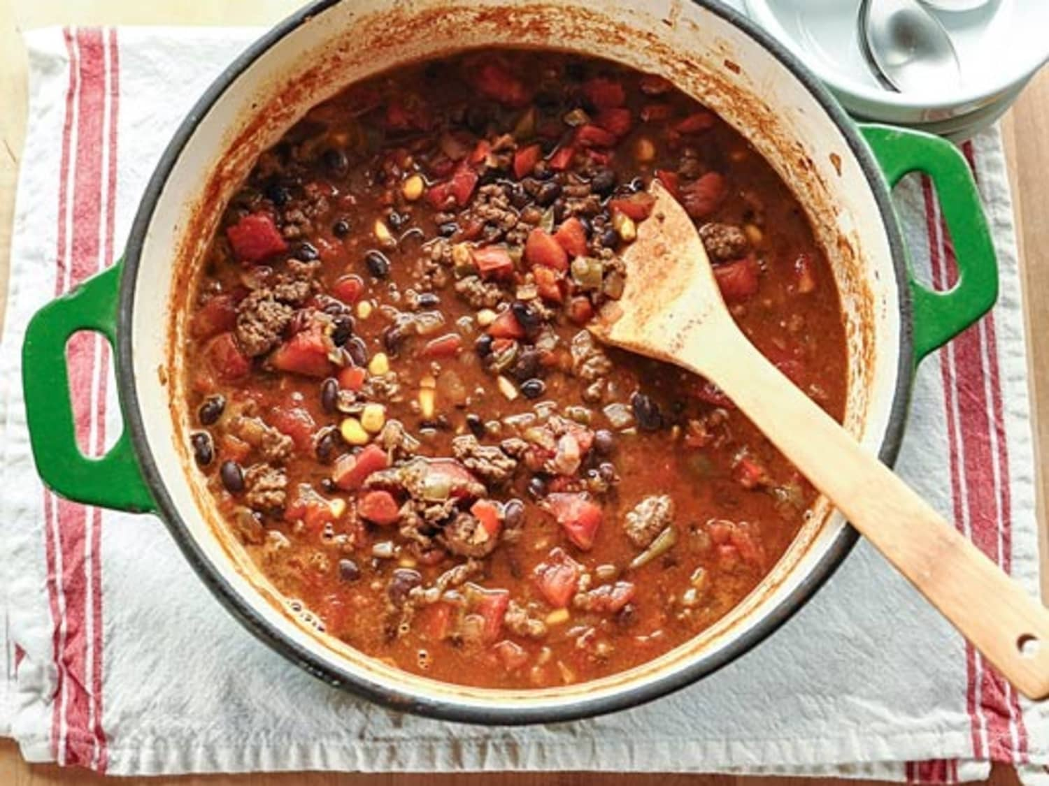 How To Make Very Good Chili Any Way You Like It Kitchn