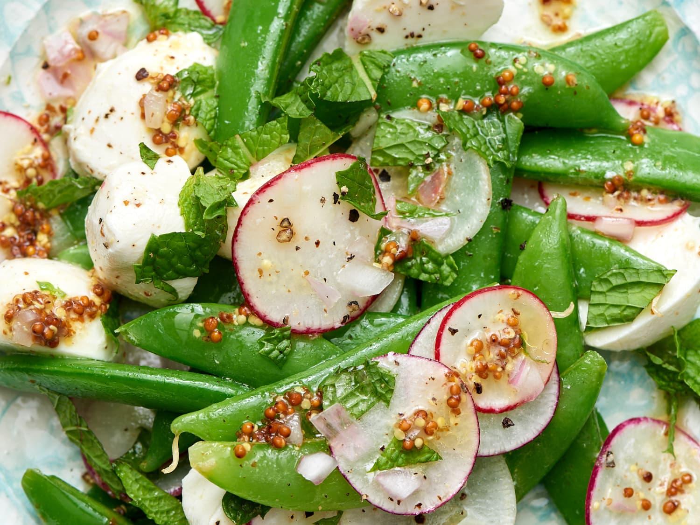 Kincaid's Pea Salad Recipe
