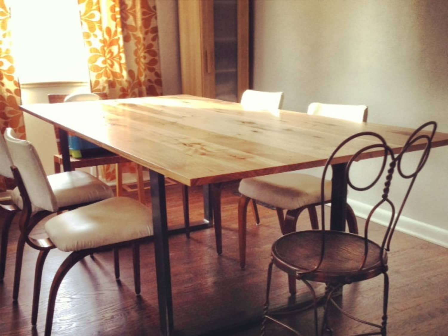 7 Reclaimed Handmade Wood Dining Table Makers You Should Know About Kitchn