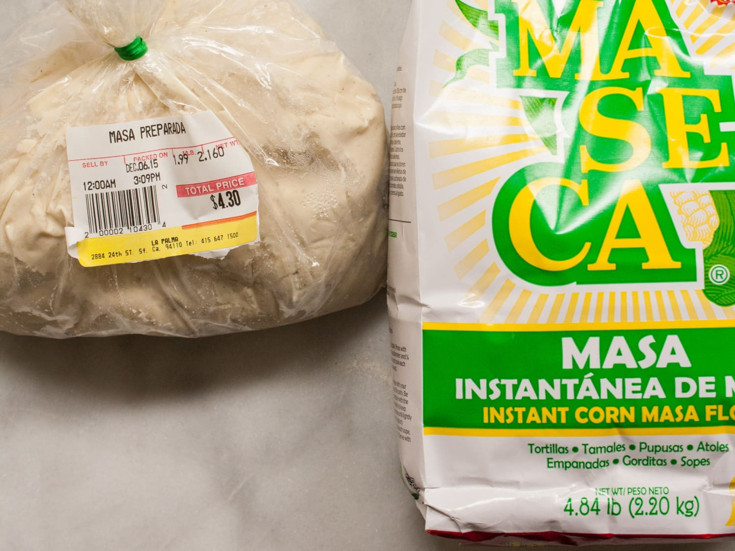 What Is Masa Kitchn