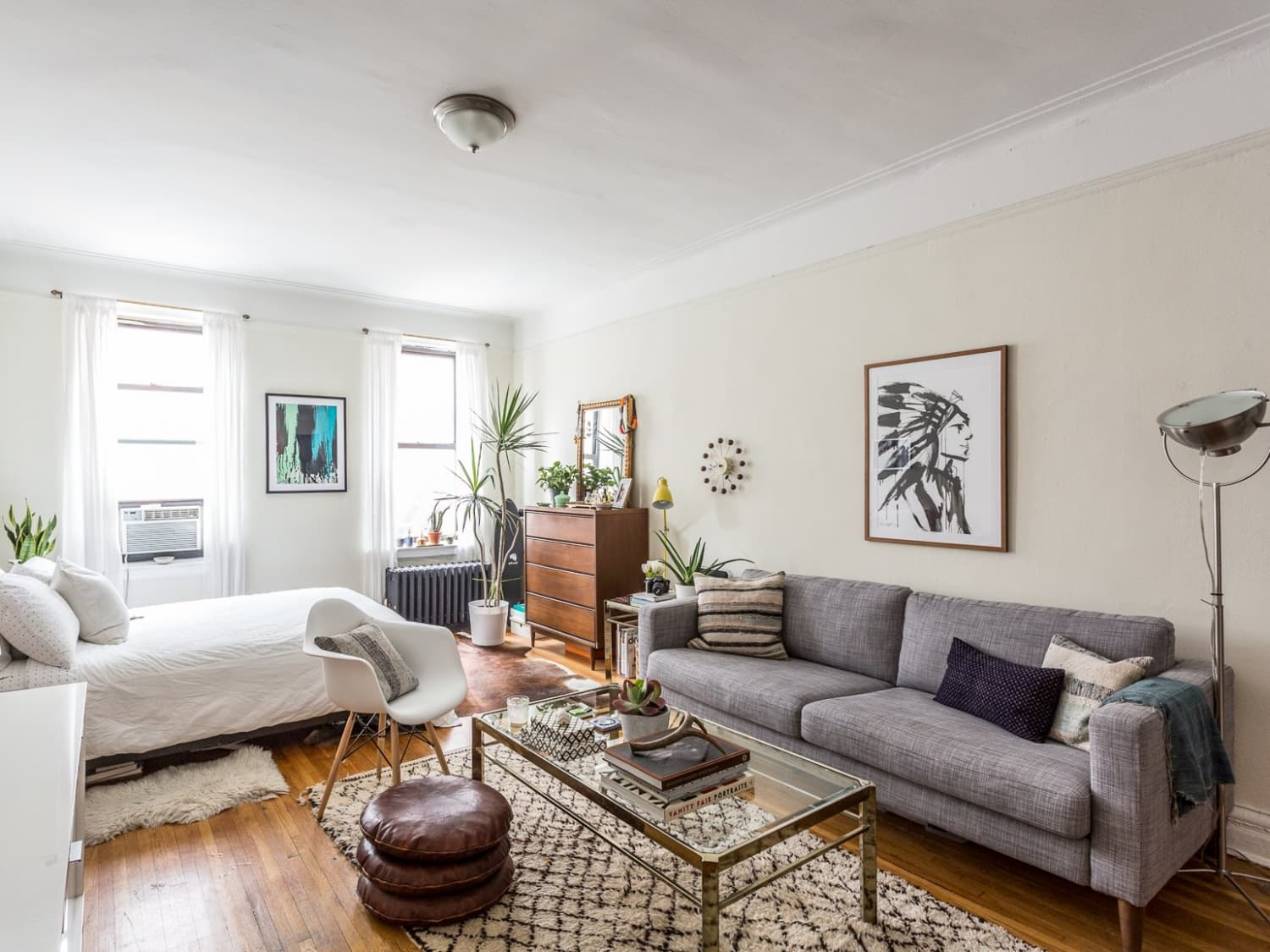 Sneaky Little Design Secrets Of Successful Small Spaces Apartment Therapy