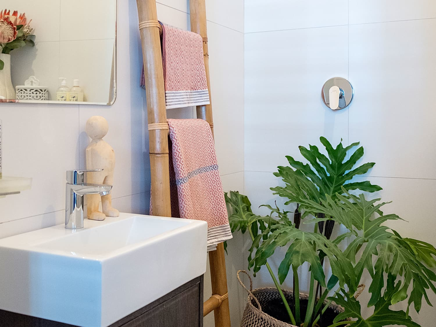 Best Plants For A Windowless Bathroom Apartment Therapy
