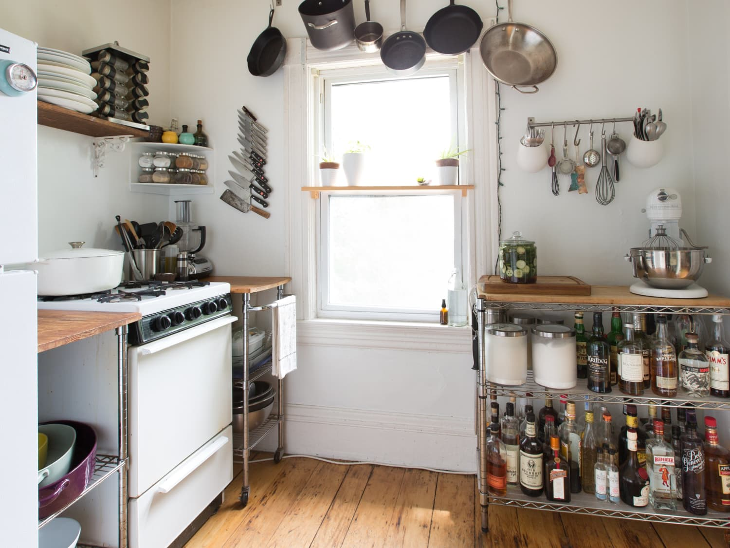 10 Things To Hang In Your Kitchen For Better Storage Kitchn