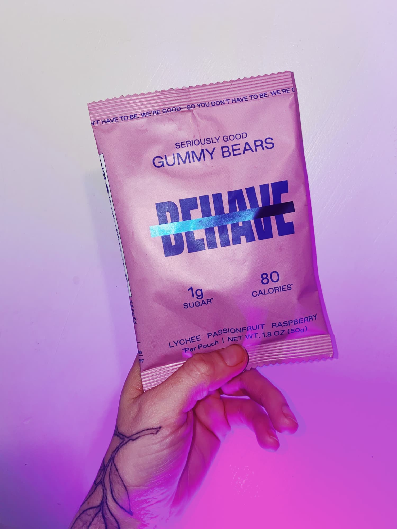 These Gummy Bears Kick Sour Patch Kids To The Curb