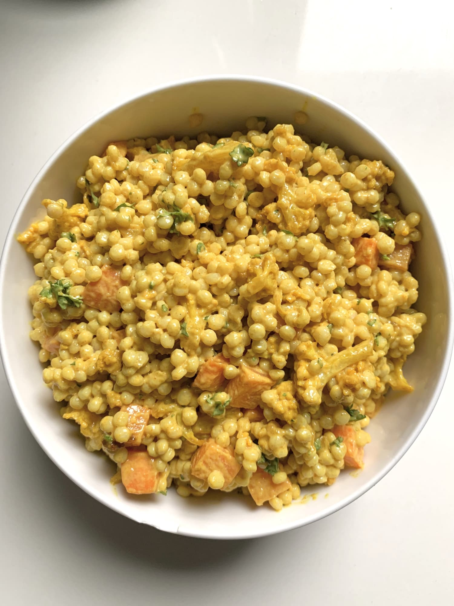 This Curried Couscous Salad Is the Only Thing I Ever Want to Eat for Lunch