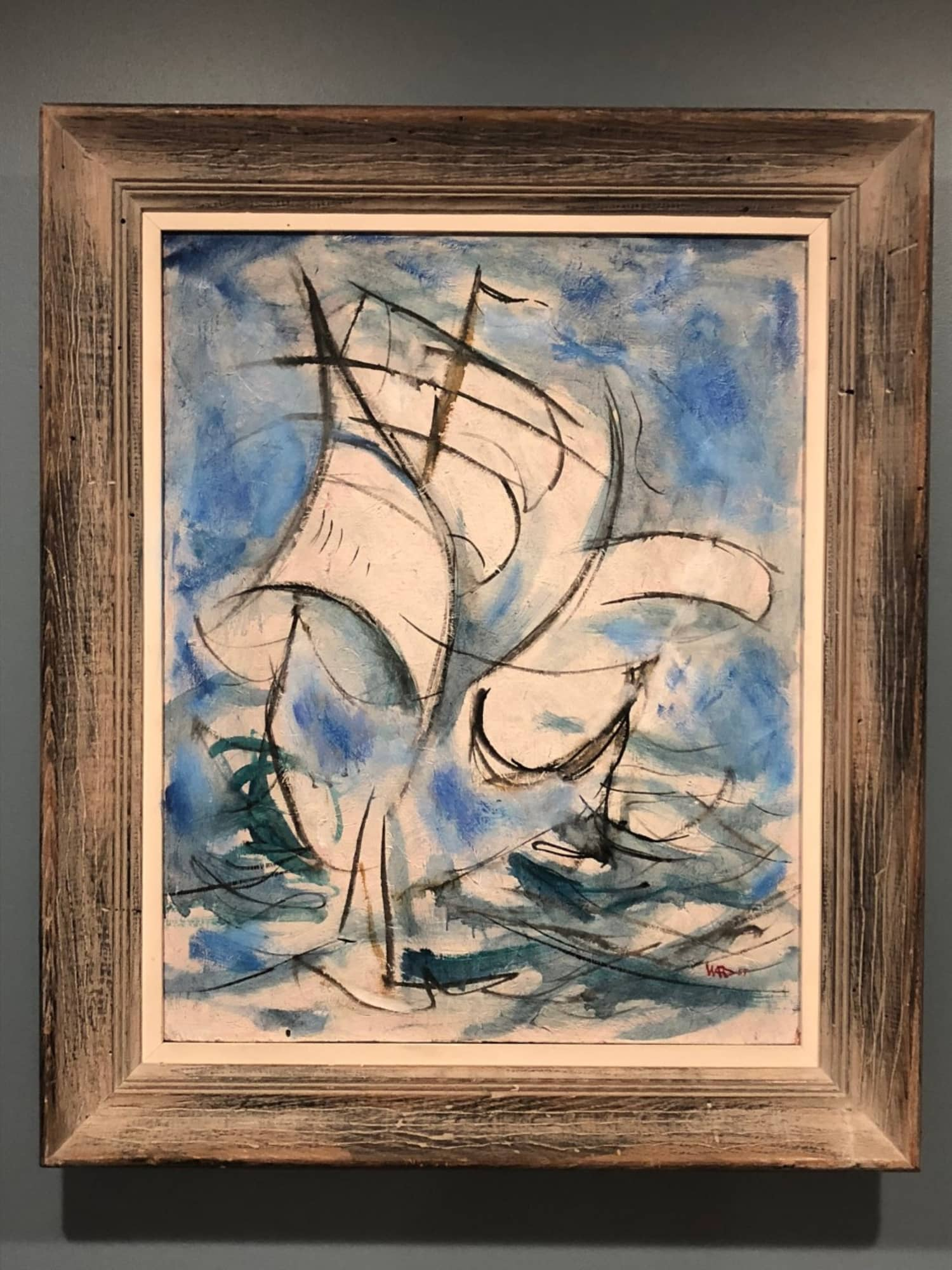 Get Nautical With This Art Piece on Bazaar