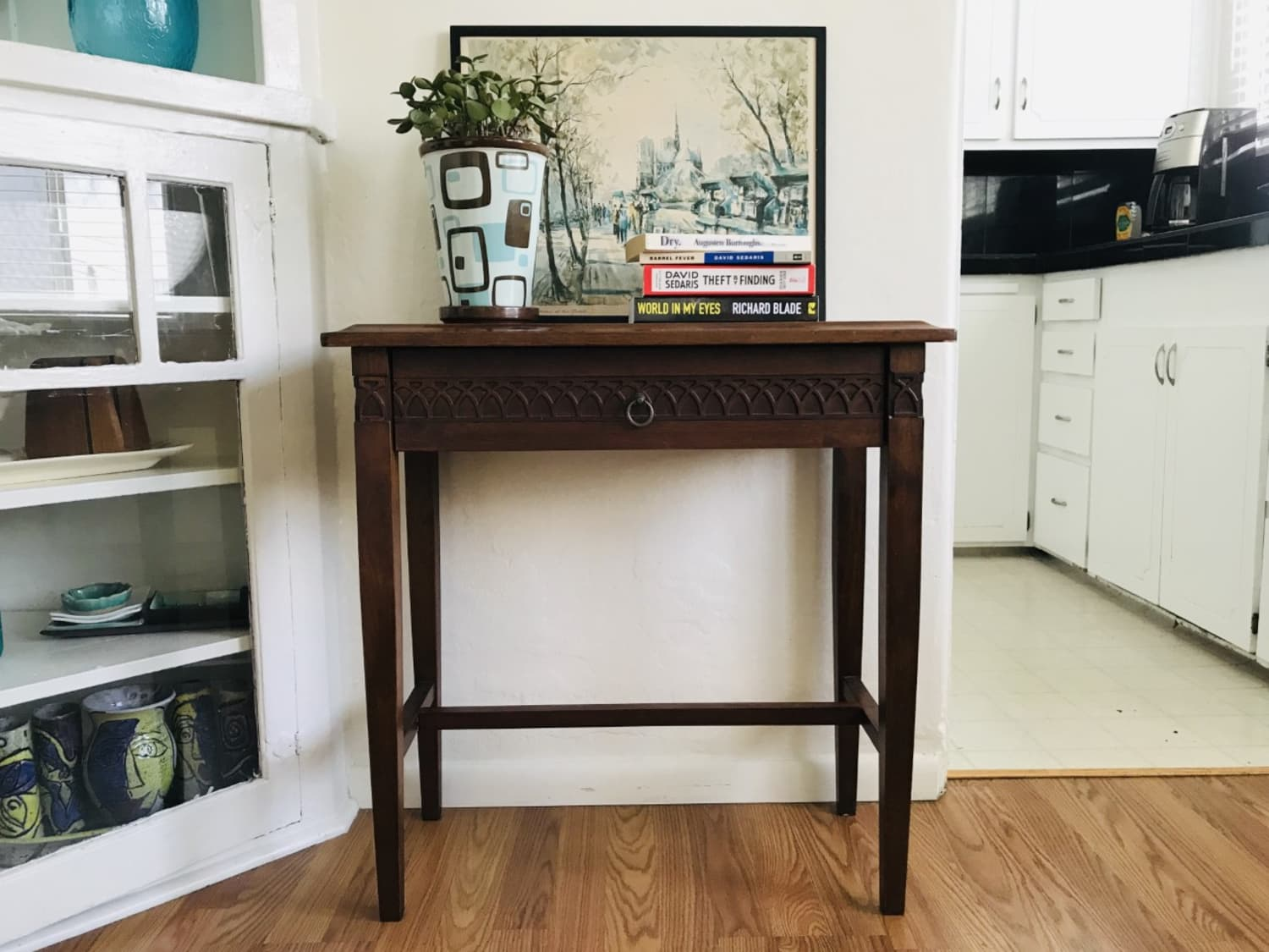 A Sweet Side Table for a Deal on Bazaar