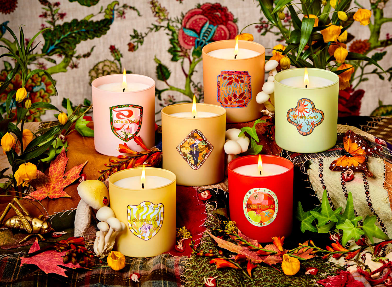 One of Our Favorite Candle Brands Launched a Delicious Fall Collection That Non-Pumpkin Spice Fans Will Love