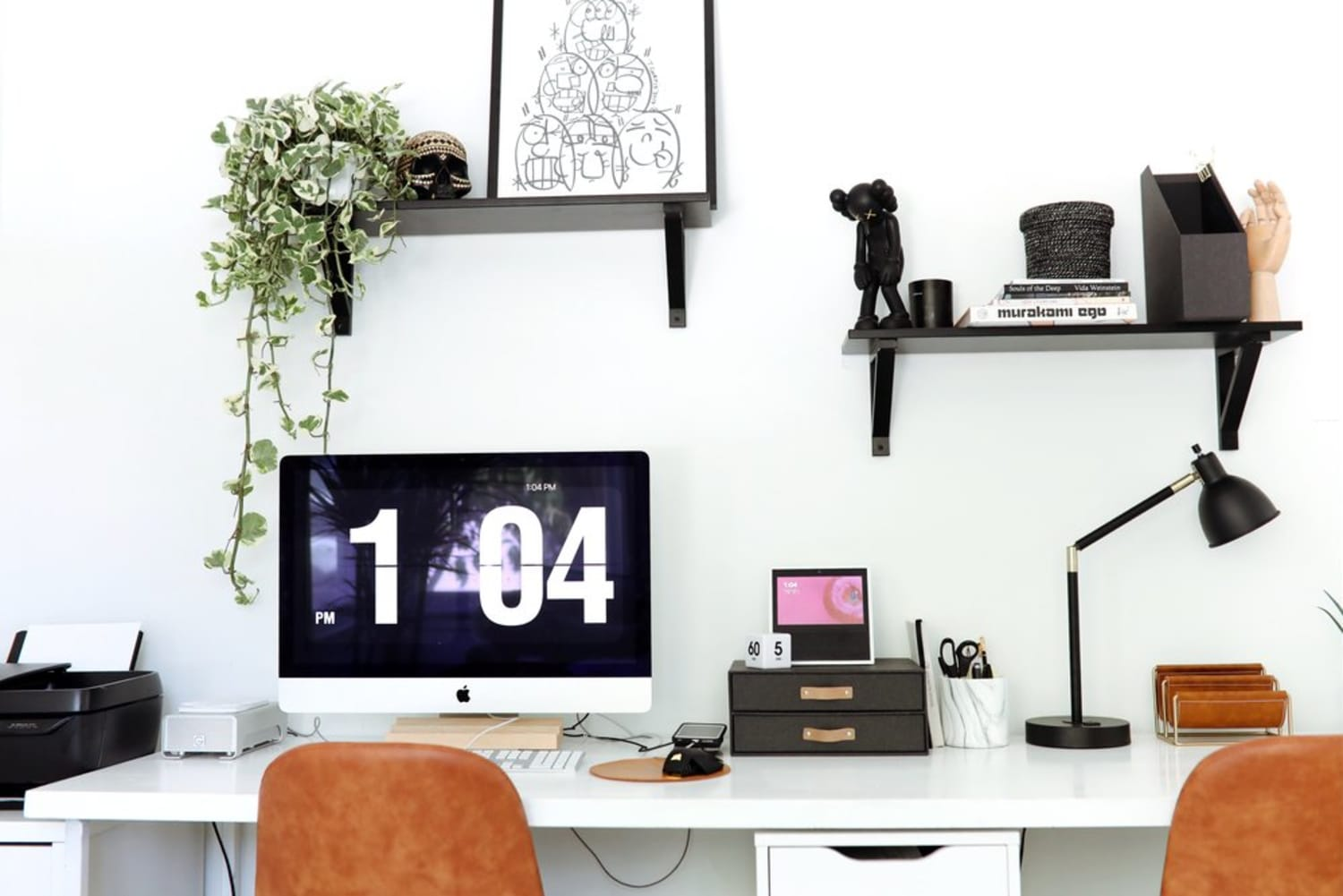These 19 Home Office Decor Ideas Will Make You Want to Tackle Your To Do List ASAP