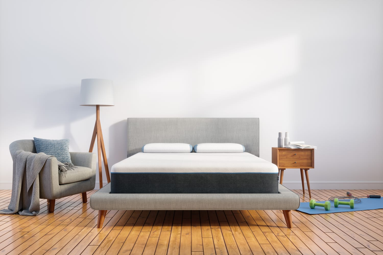 You Probably Haven't Heard of this Mattress Brand Yet, But It Gave Me the Best Sleep of My Life