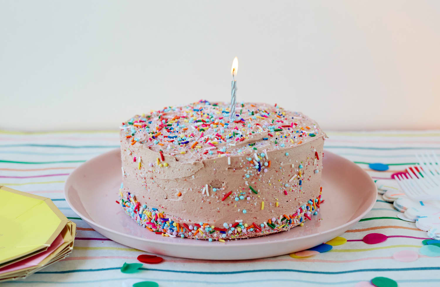 Every Year I Bake My Own Birthday Cake. Here's Why
