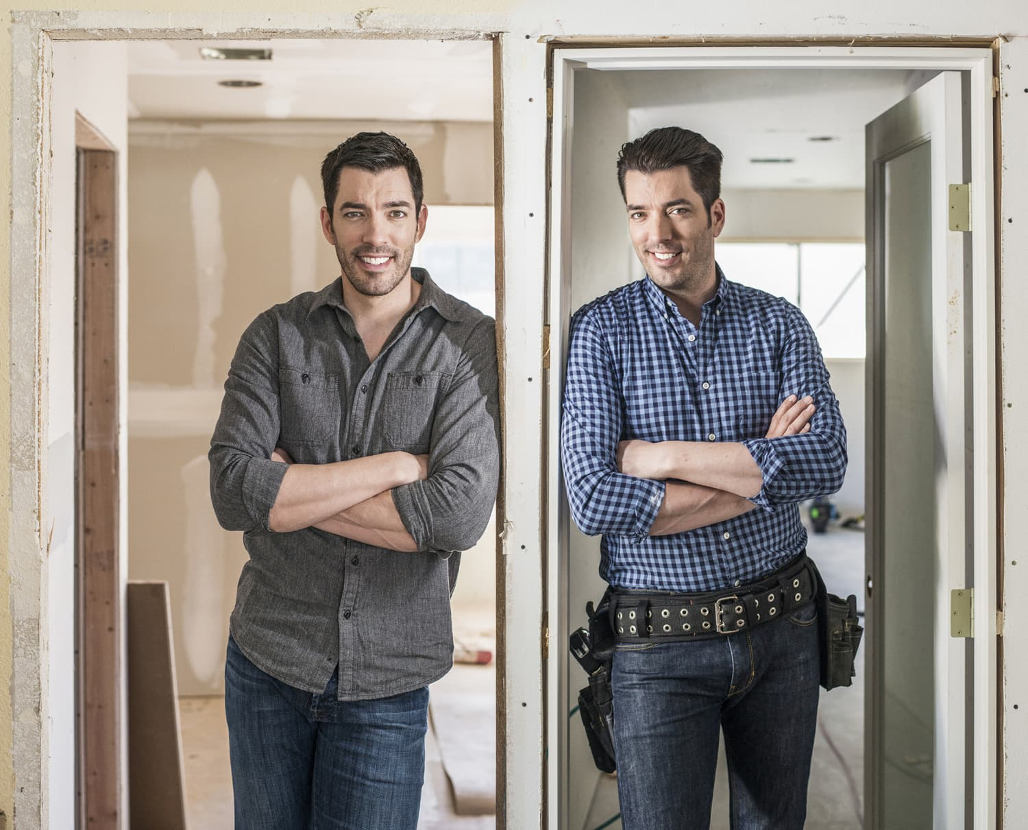 The Property Brothers' New Home Line at Kohl's Will Upgrade Your Living Room with Finds Under $75