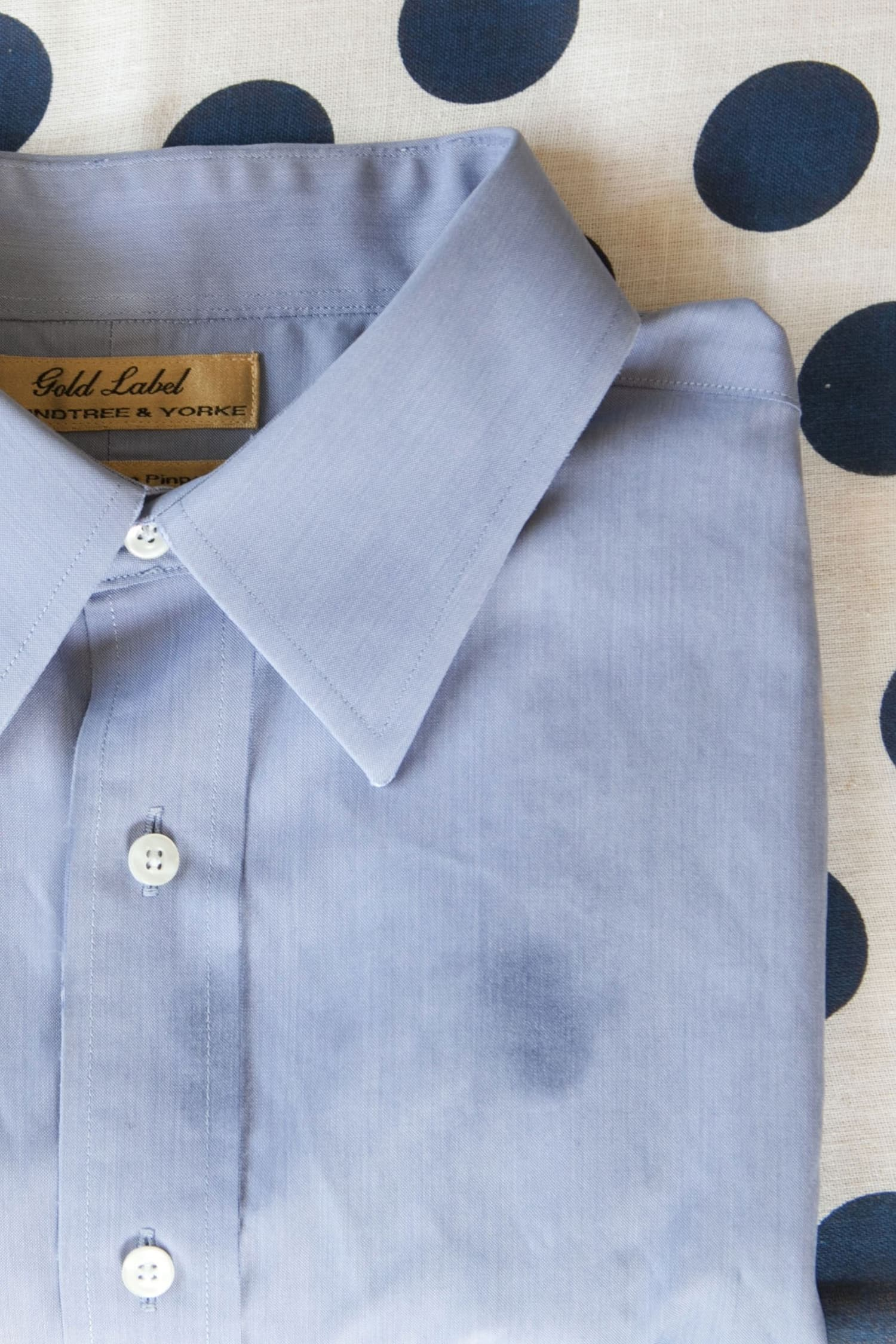 The Best Way to Get Grease Stains Out of Clothes