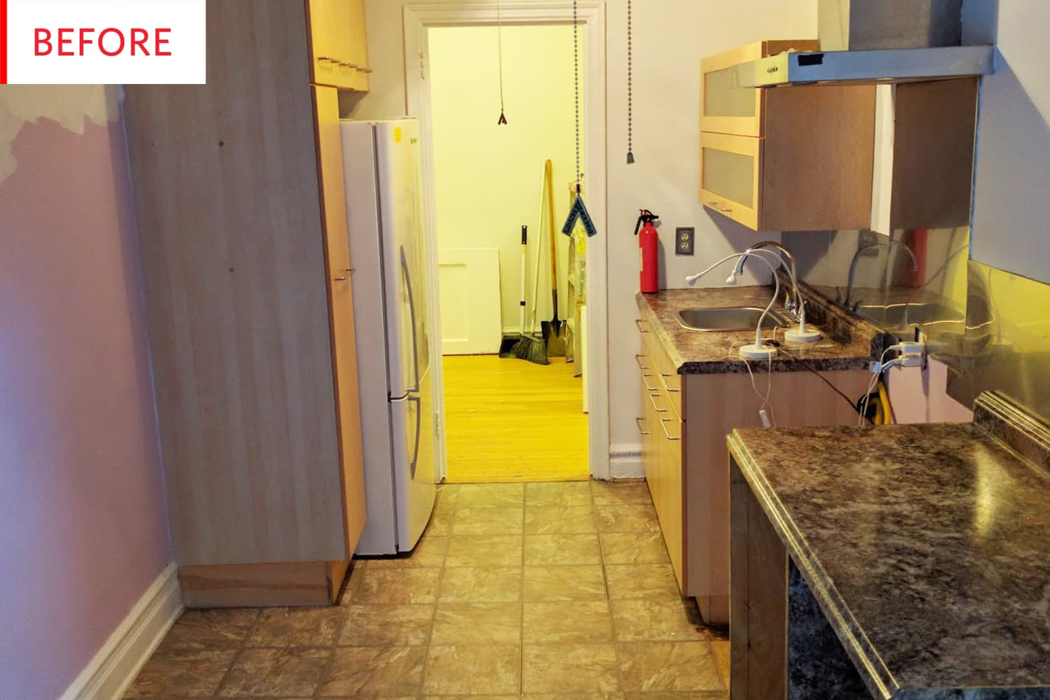 Before & After: This Renovated Kitchen Is Smaller, Yet Way Better than the Original