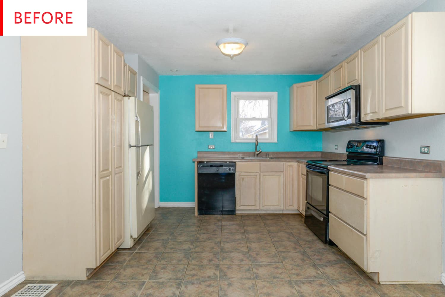Before and After: This Now-Stunning IKEA Kitchen Cost $7,000