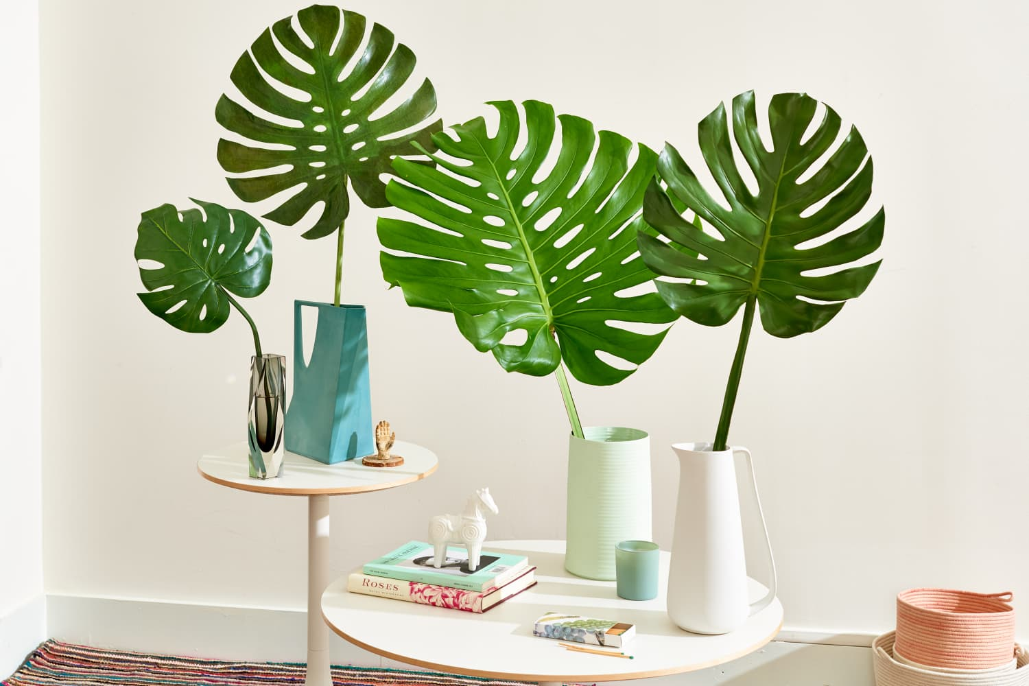 How to Choose Fake Plants That Actually Look Good, According to Home Stagers