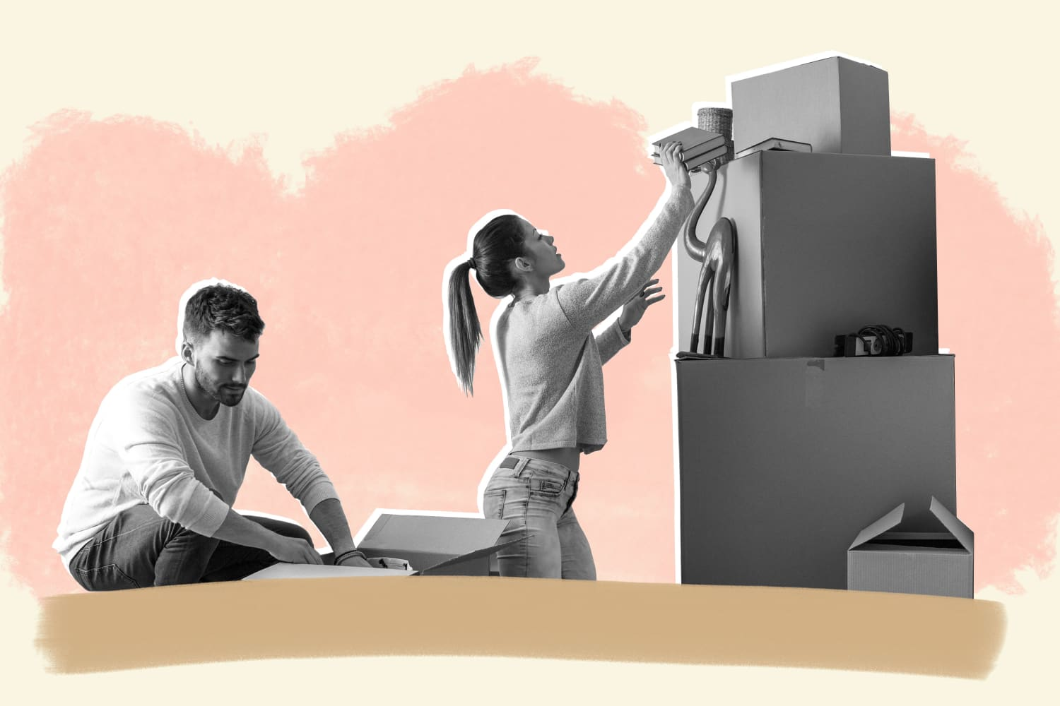 How to Be a Good Friend When Your Friend is Moving