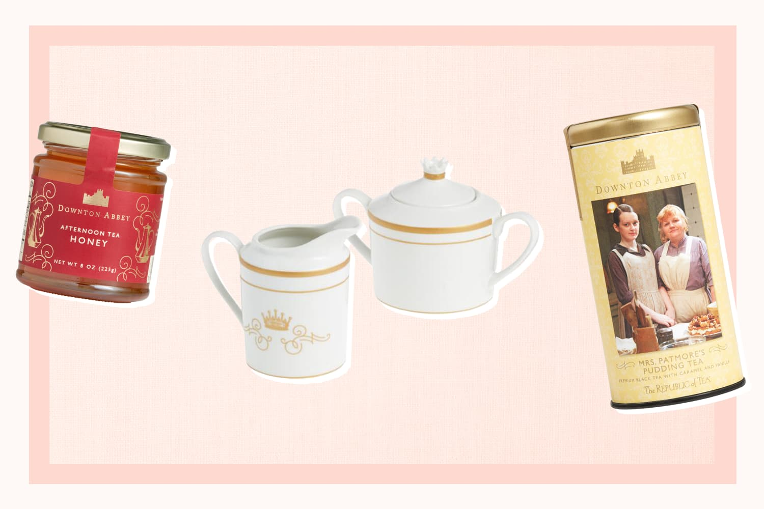 Here's the Tea: World Market Dropped a Tasty Downton Abbey Collection, Just in Time for the Movie
