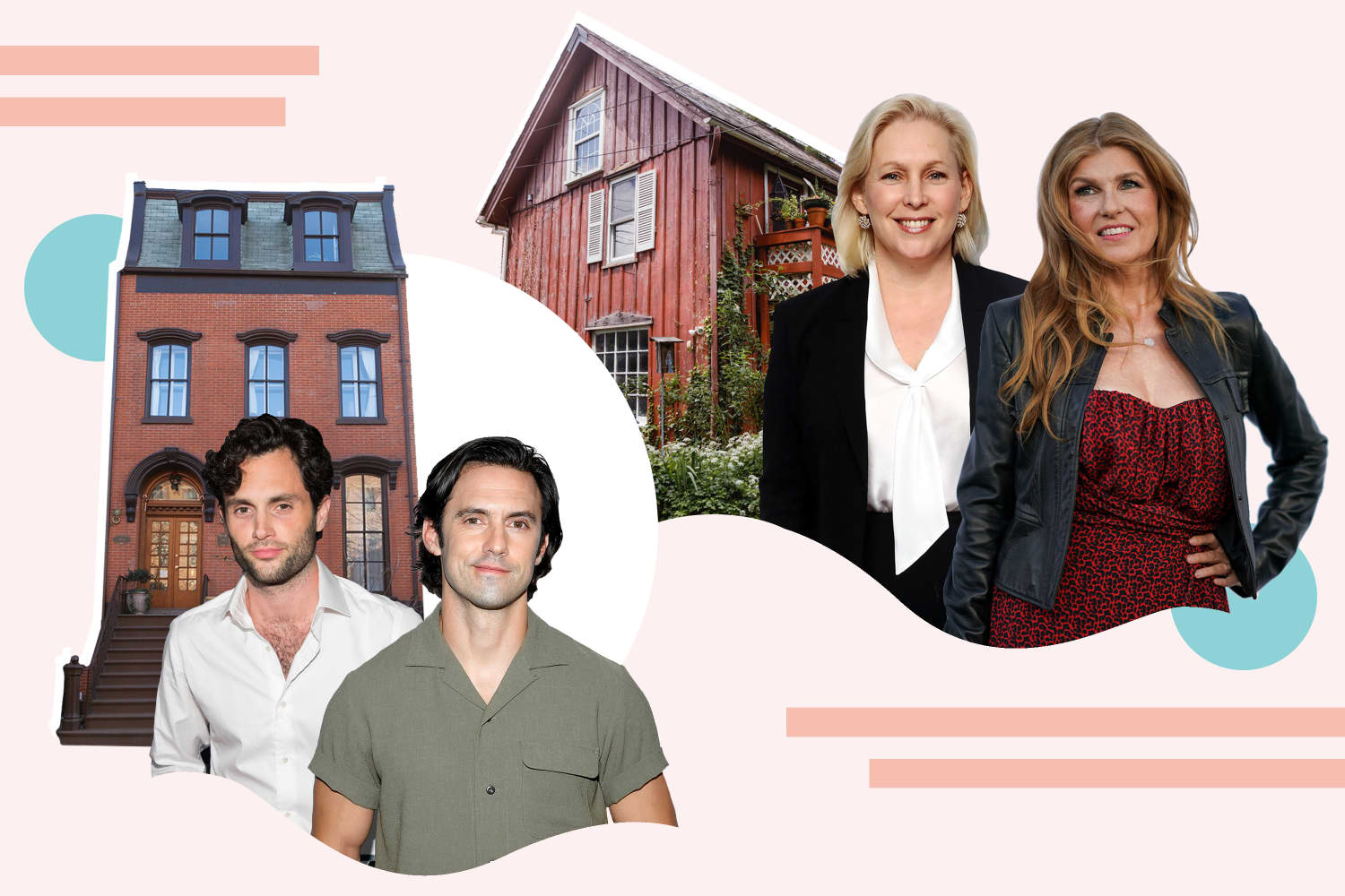 7 Celebrities You Never Knew Were Roommates