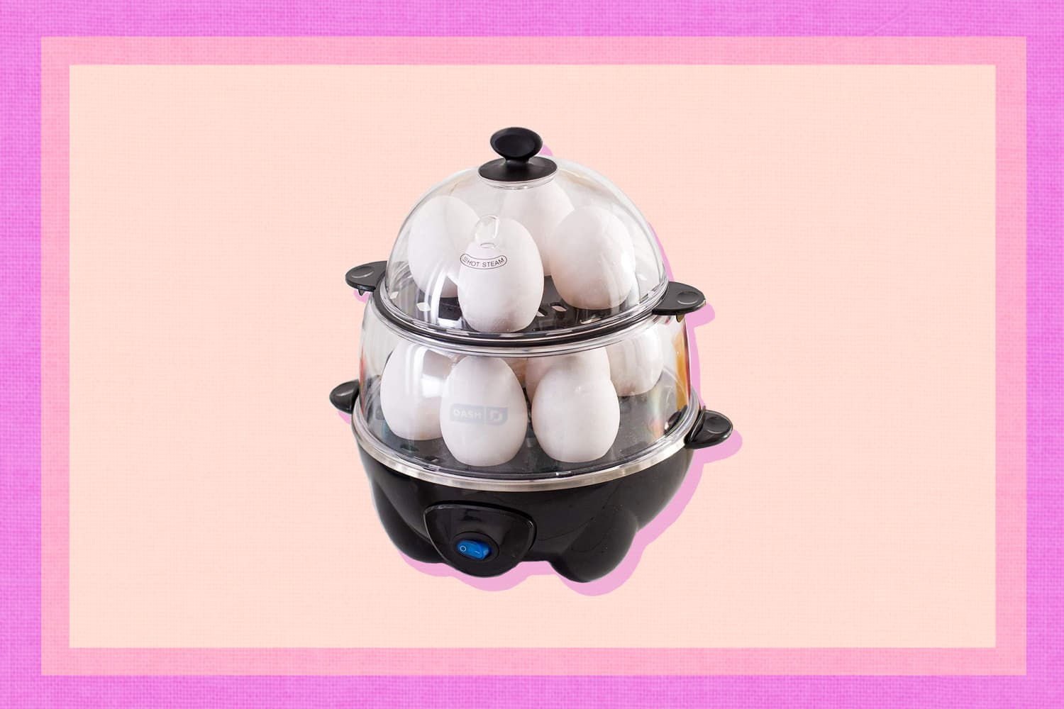 Alert: This Reader-Favorite Egg Cooker Is on Major Sale Right Now