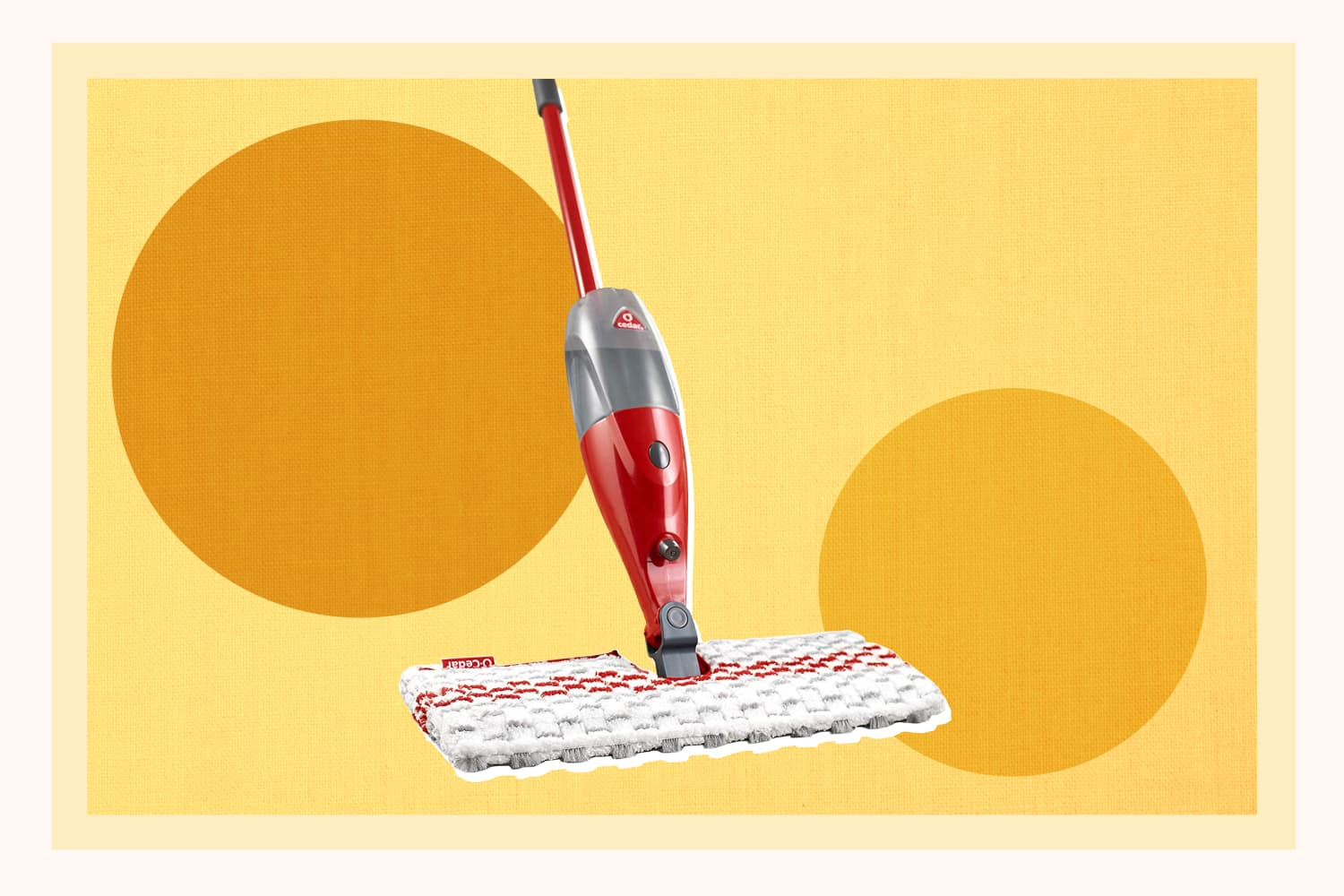 One of Our Favorite Spray Mops is On Sale, Just in Time for Thanksgiving Dinner Cleanup