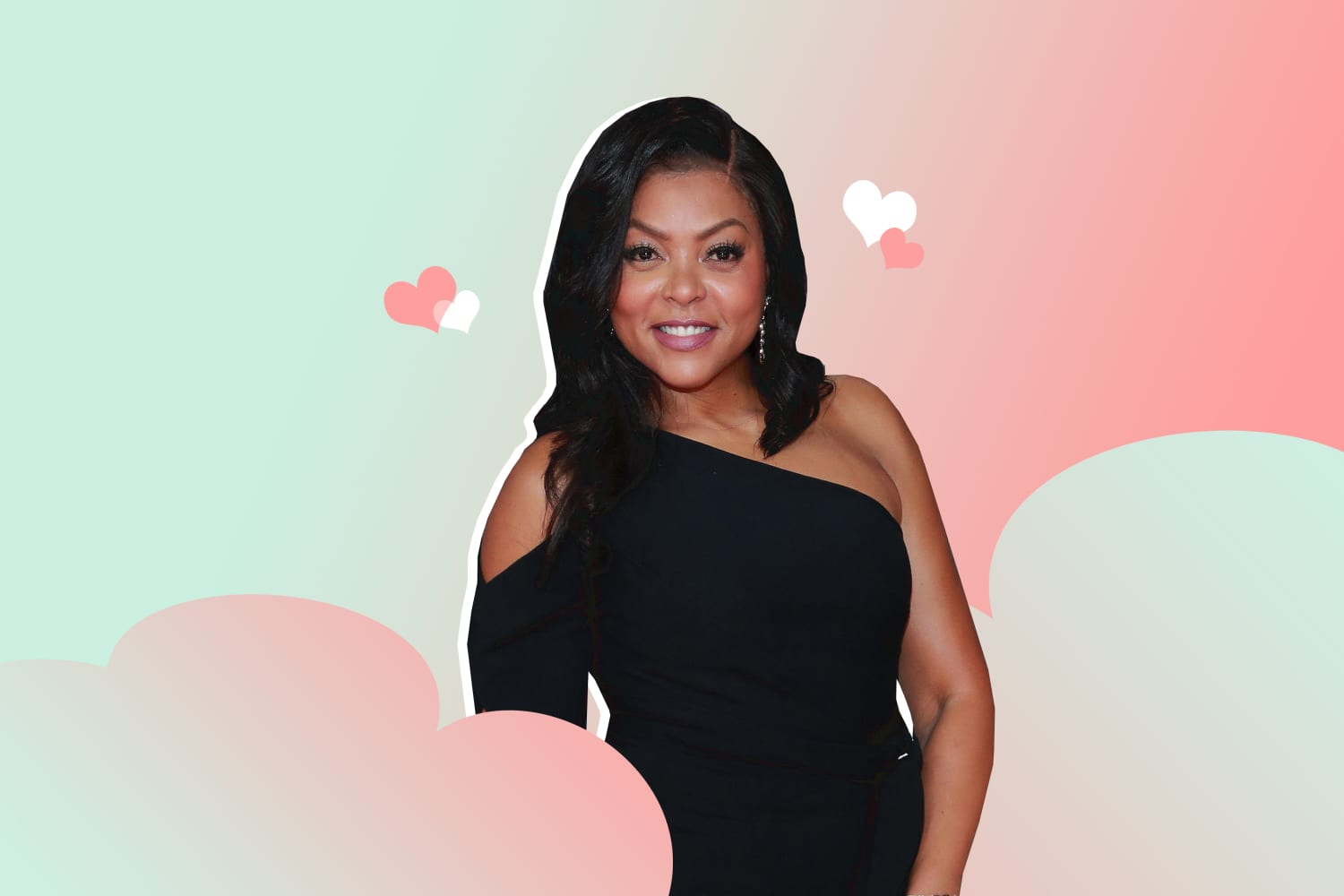 How Taraji P. Henson Spends Her Perfect Night In at Home