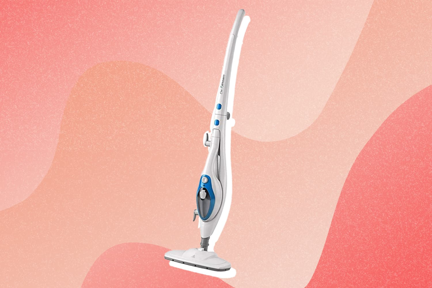 Amazon Reviewers Swear By This Steam Mop That Cleans Floors, Rugs, Glass, Grout — and Even Converts Into a Clothing Steamer