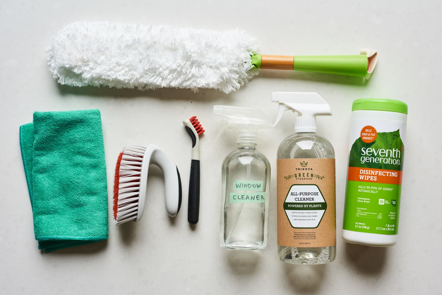 The 7 Things You Need to Clean Your Entire Home