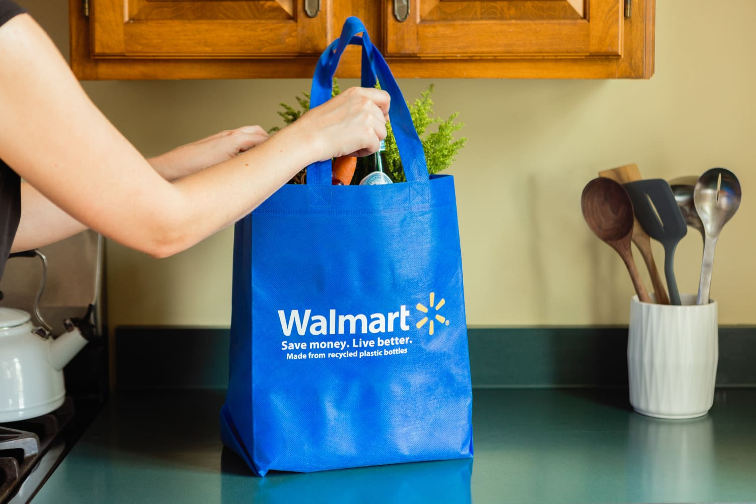 The 12 Best New Foods to Buy at Walmart, According to a Nutritionist