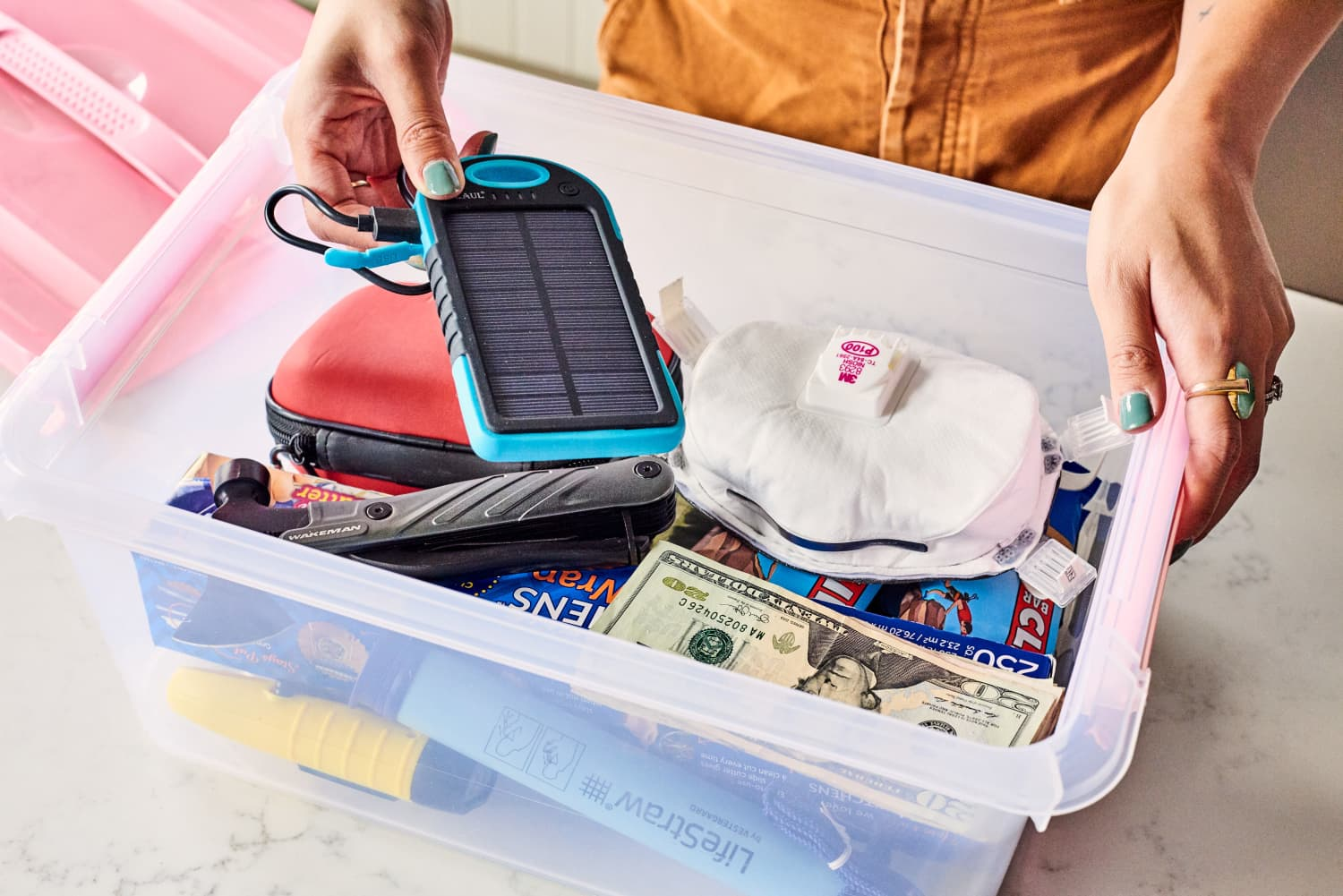 This Small Space Emergency Kit Fits in a Shoebox and Only Costs $108