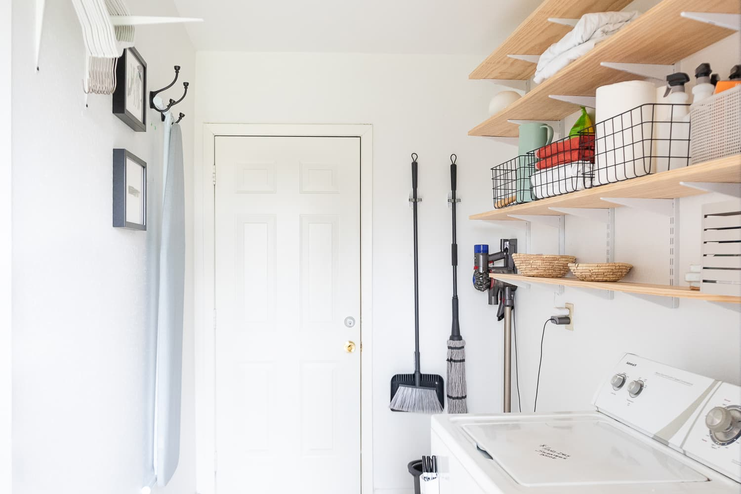 Vodka Belongs in Your Laundry Room, According to This HGTV Expert