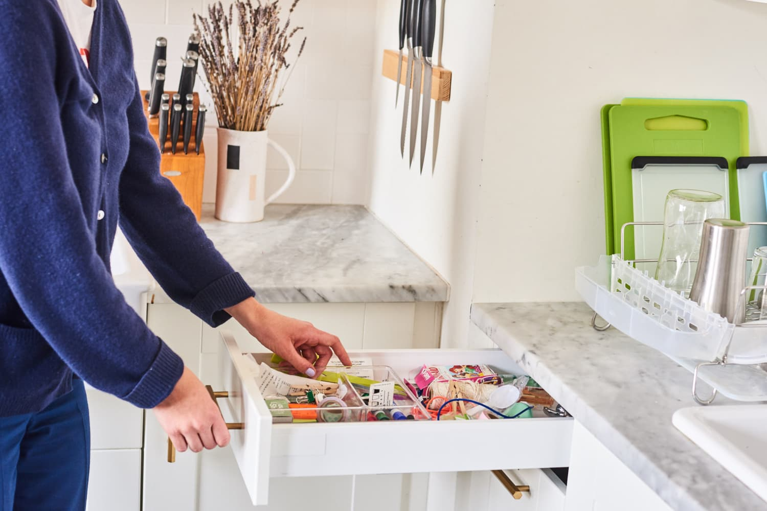 This Amazon Bestseller Will Get Your Kitchen Drawer Organized Once and for All (and It's on Sale!)