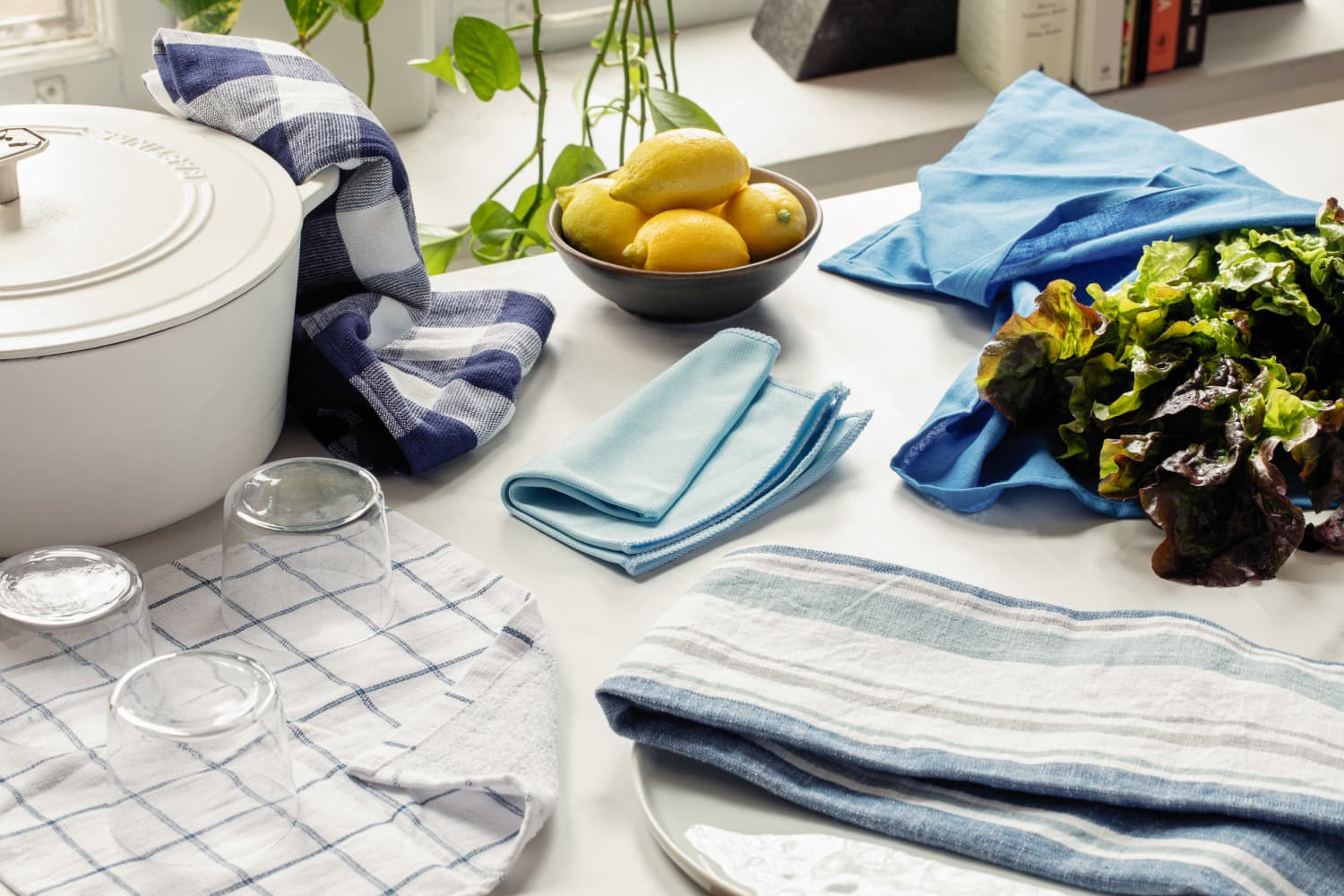 America's Test Kitchen Says This Is the Way to Make Your Kitchen Towels Look New Again — Of Course, I Had to Try It