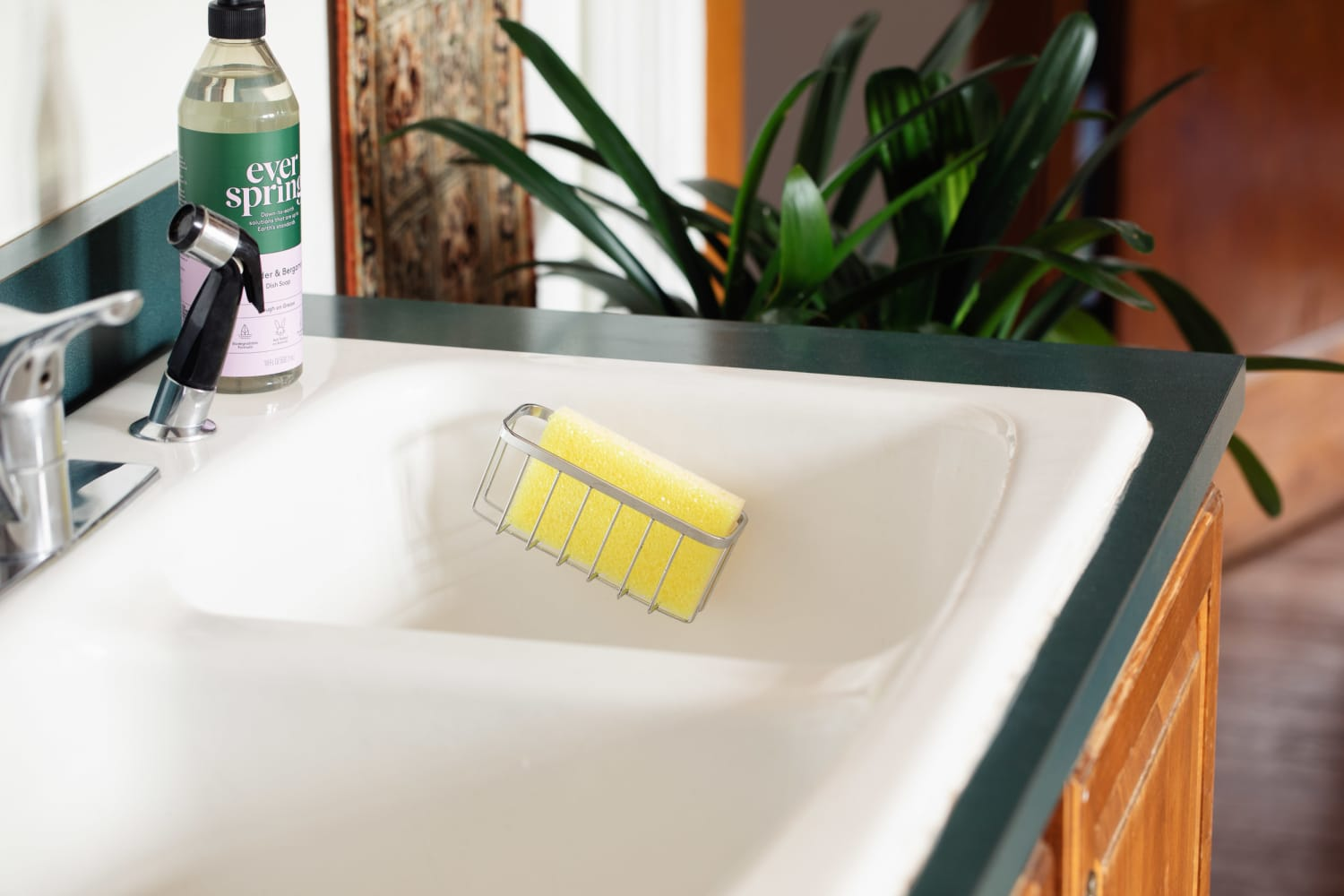 The Simple Trick That'll Make Your Sink Area a Million Times Better