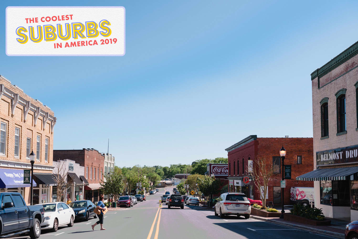 Why Belmont Is The Coolest Suburb in North Carolina