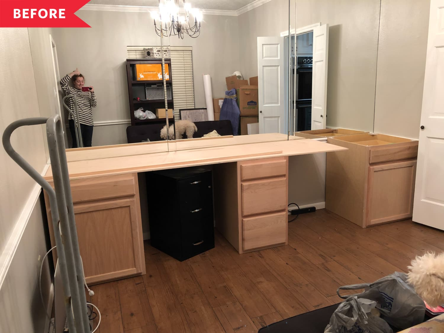 Home Office Reno Project