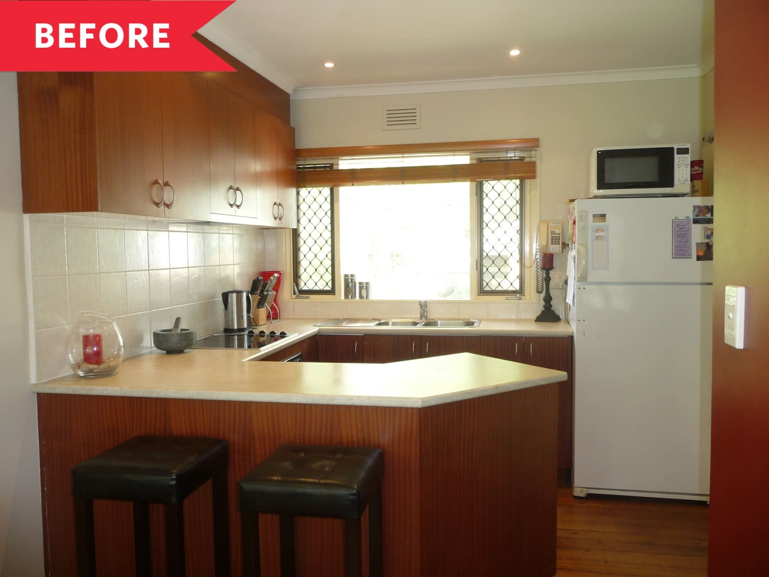 Before and After: A Melbourne Kitchen Gets a Gorgeous Transformation